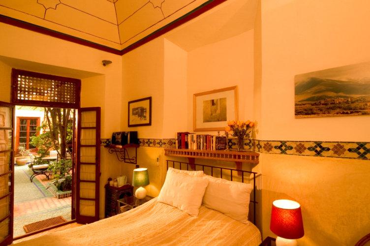 Zimmer im Haupthaus Erdgeschoss